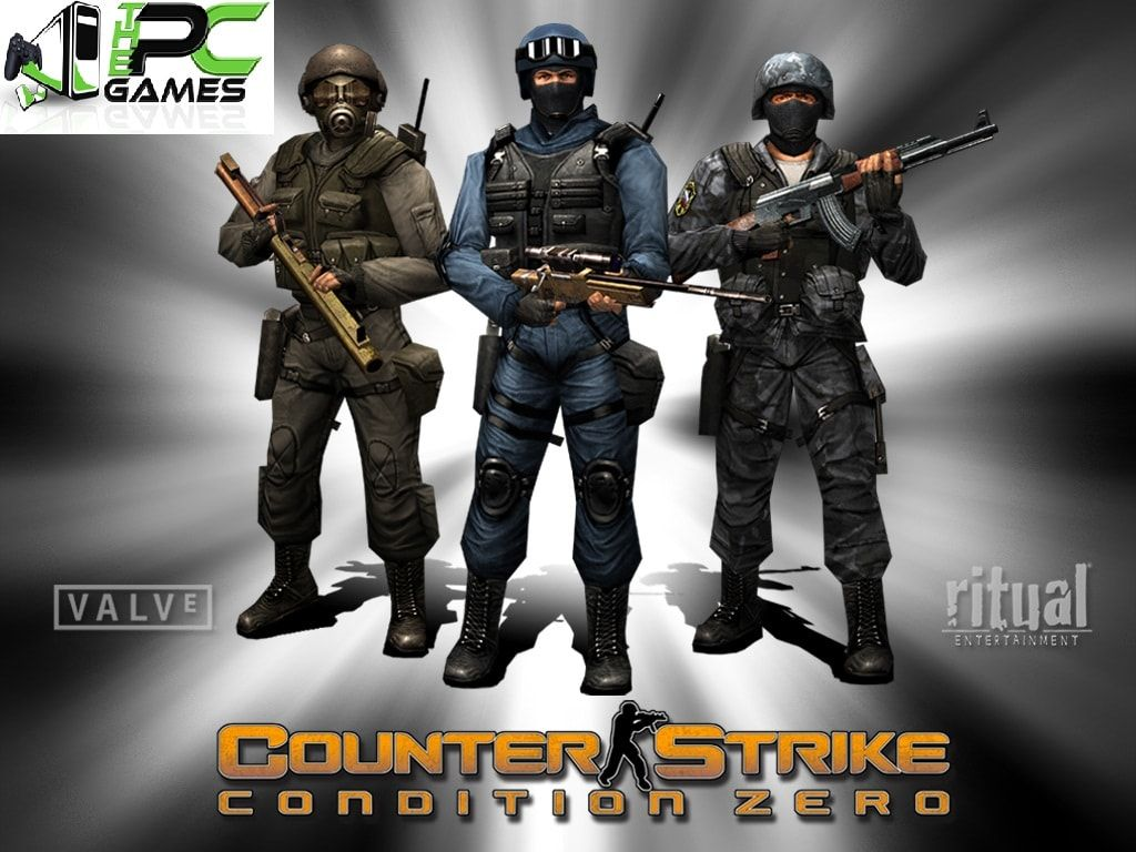 Counter Strike Stipulation Zero Pc Game Is A Series Of Multiplayer