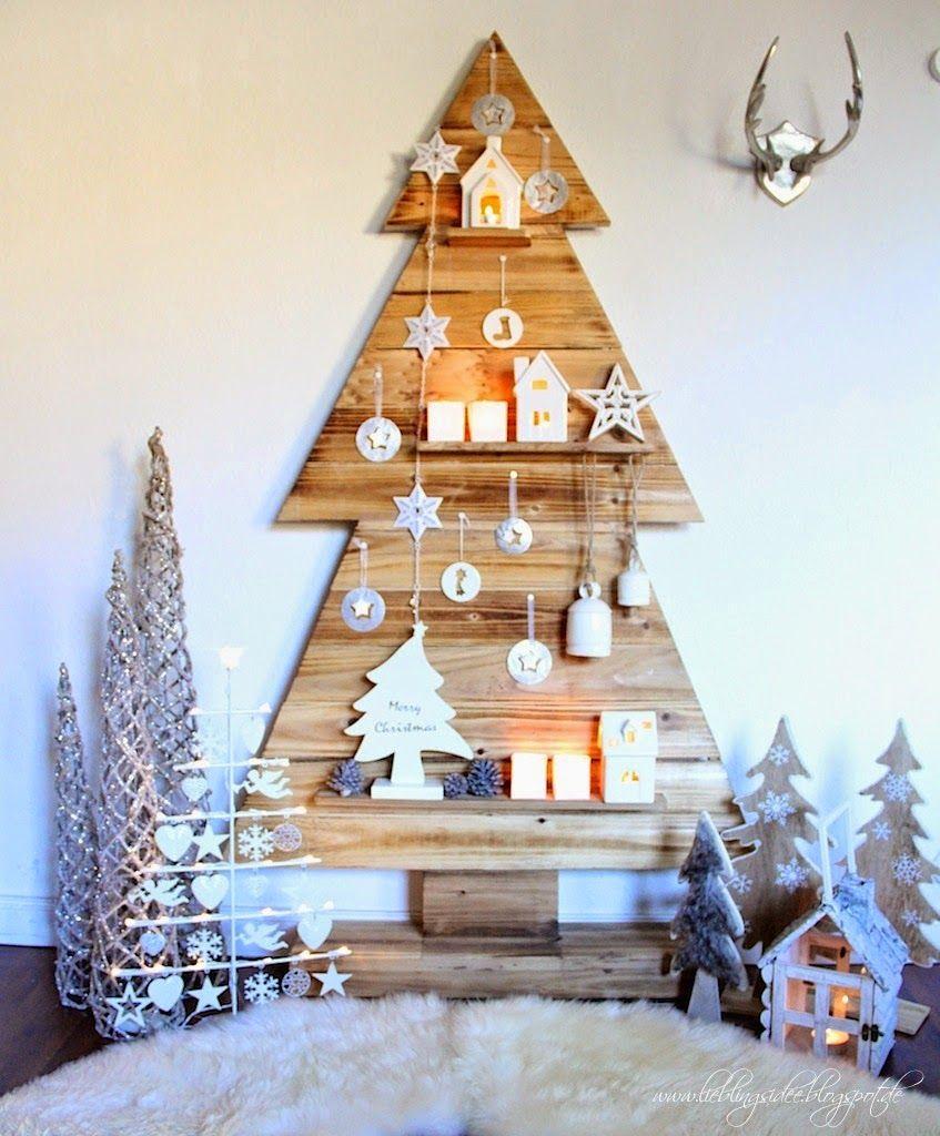 weihnachtsbaum holzbaum mehr auf dem blog. Black Bedroom Furniture Sets. Home Design Ideas