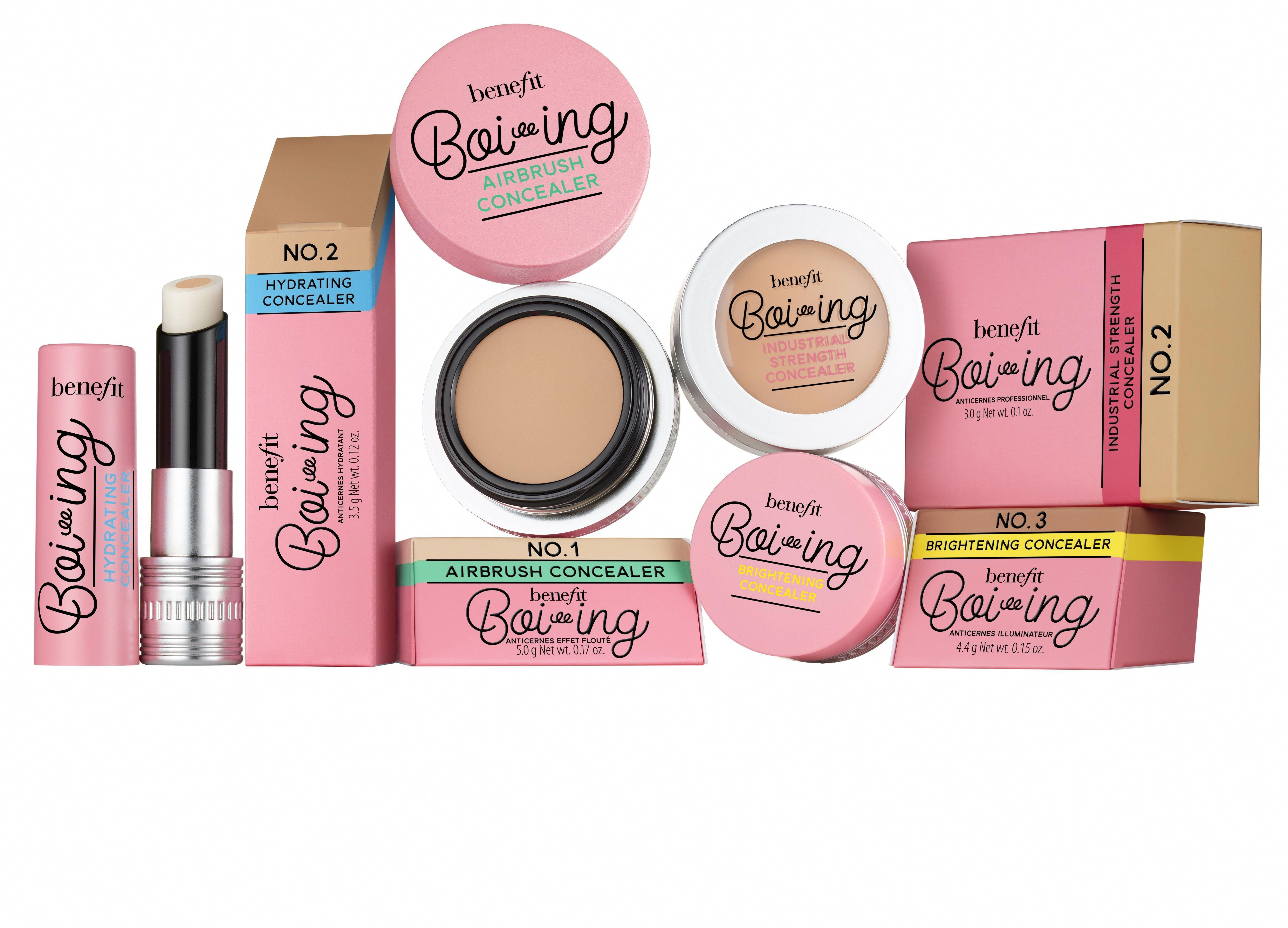 Benefit's New Concealer Is Like an Airbrush for Your Dark