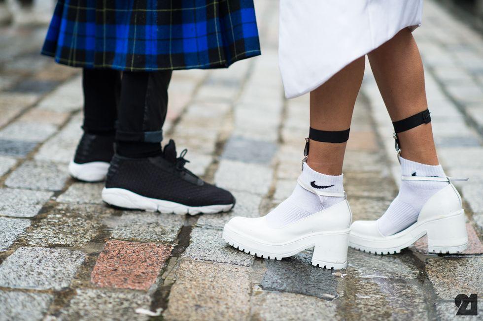 fabulous outfits with nike socks 10