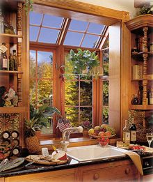 Kitchen Window Needs Replacing And This Garden Would Look Fabulous