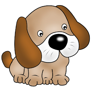 Cartoon Of Dog | Puppy Dogs Cute Cartoon Animal Images
