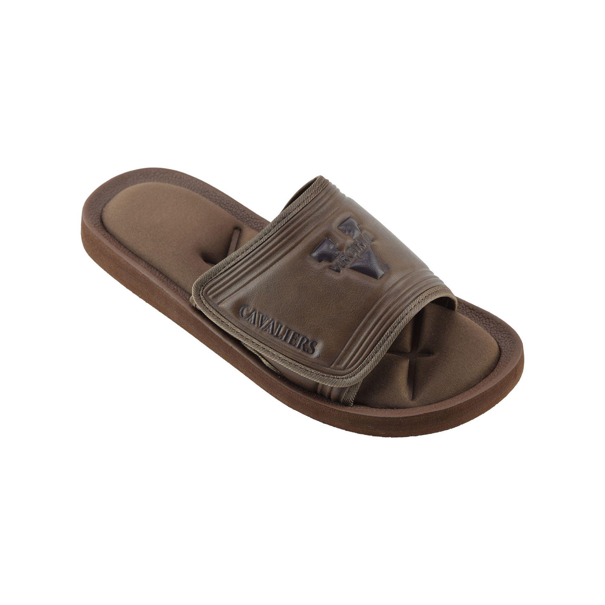 Men's Virginia Cavaliers ... Memory Foam Slide Sandals geniue stockist sale online outlet visit outlet classic from china sale online cheap sale for sale uMjW5E2
