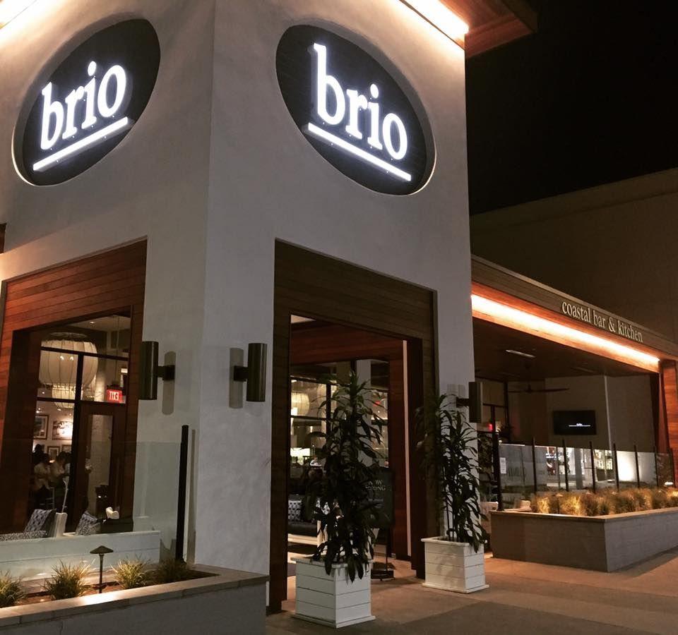 Welcome To Brio Coastal Bar Kitchen Visit Us 21532