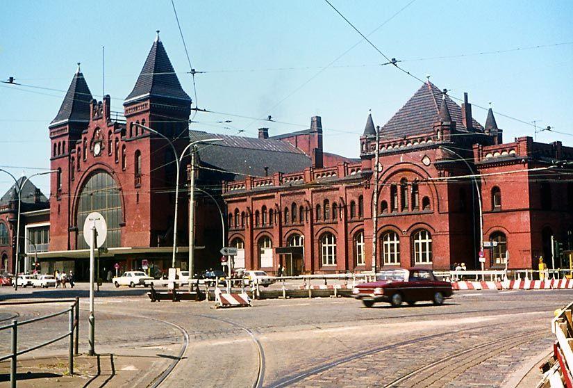 Kurz vor dem Abriss   Bahnhof hamburg altona, Hamburg altona, Hamburg  geschichte