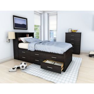 Sonax Willow Single Captains Storage Bed with 6 Drawers | Overstock.com Shopping - The Best Deals on Beds