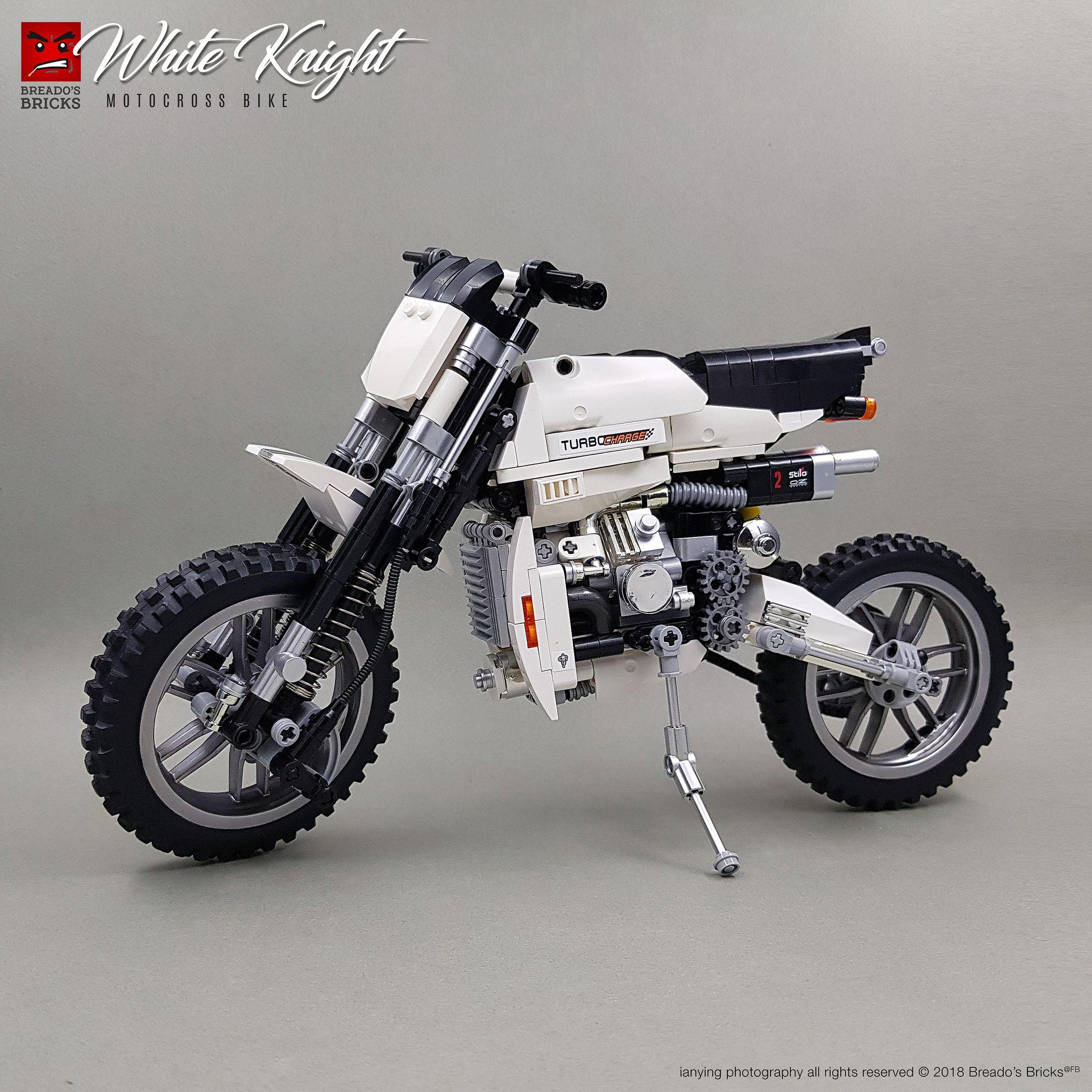 PDF White Knight on a Motorbike Download