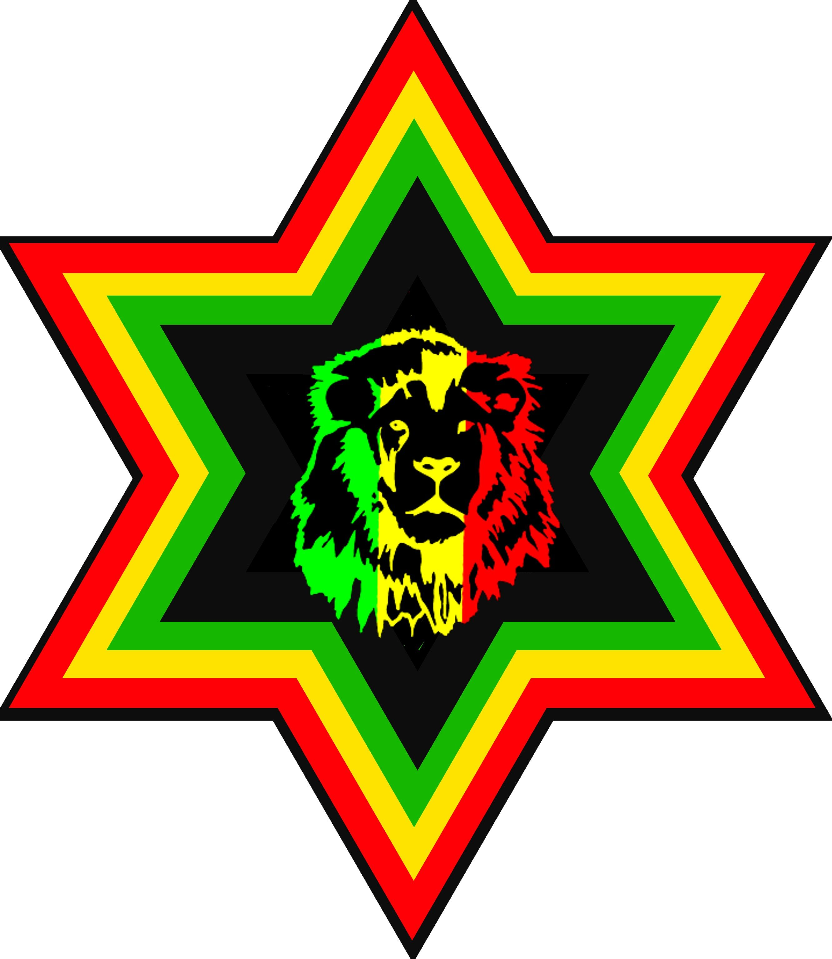 Rasta Star Of David Rasta Pinterest Star Reggae And Bob Marley