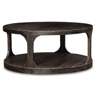 Shop The Look Eclectic Boho Coffee Table Cool Coffee Tables Distressed Table