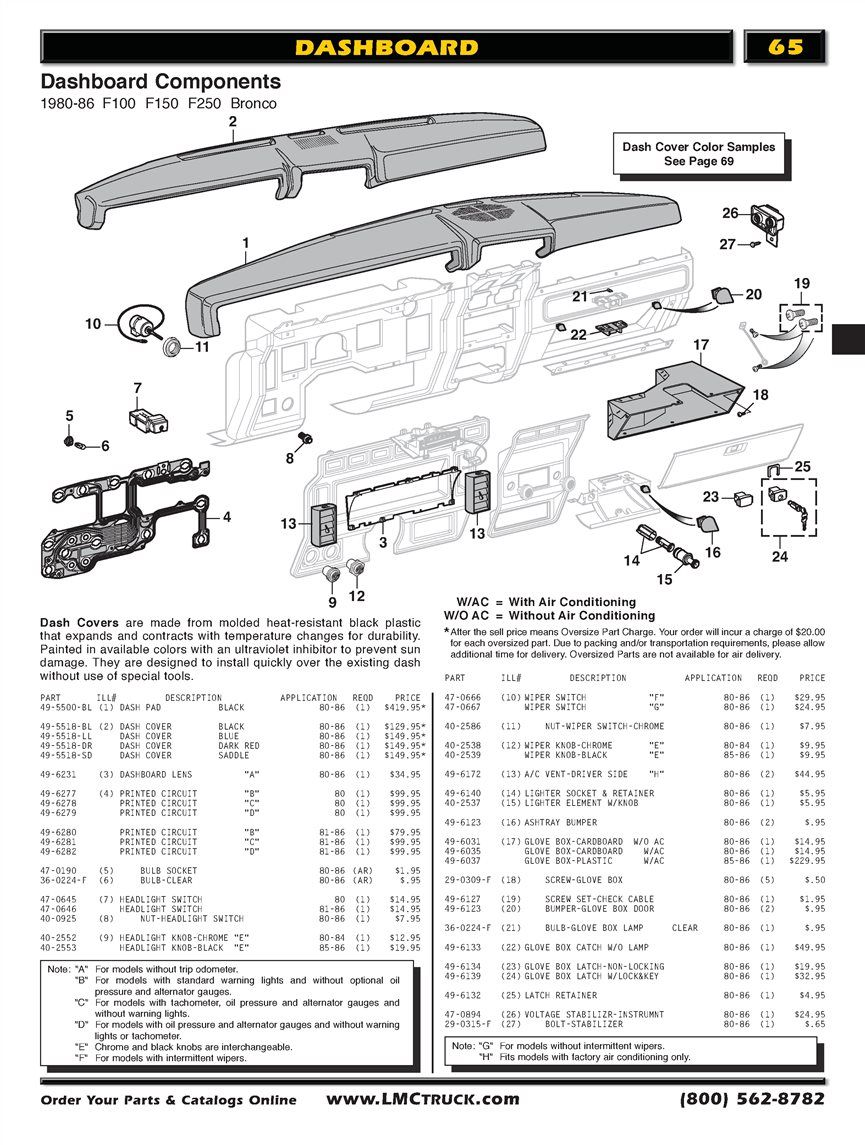 Truck Parts and Truck Accessories | State Farm Truck | Truck