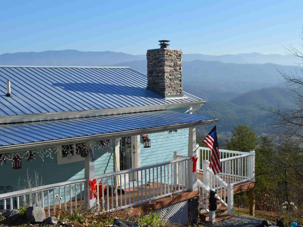 Sevierville Vacation Rental - VRBO 326528 - 2 BR East Cabin in TN