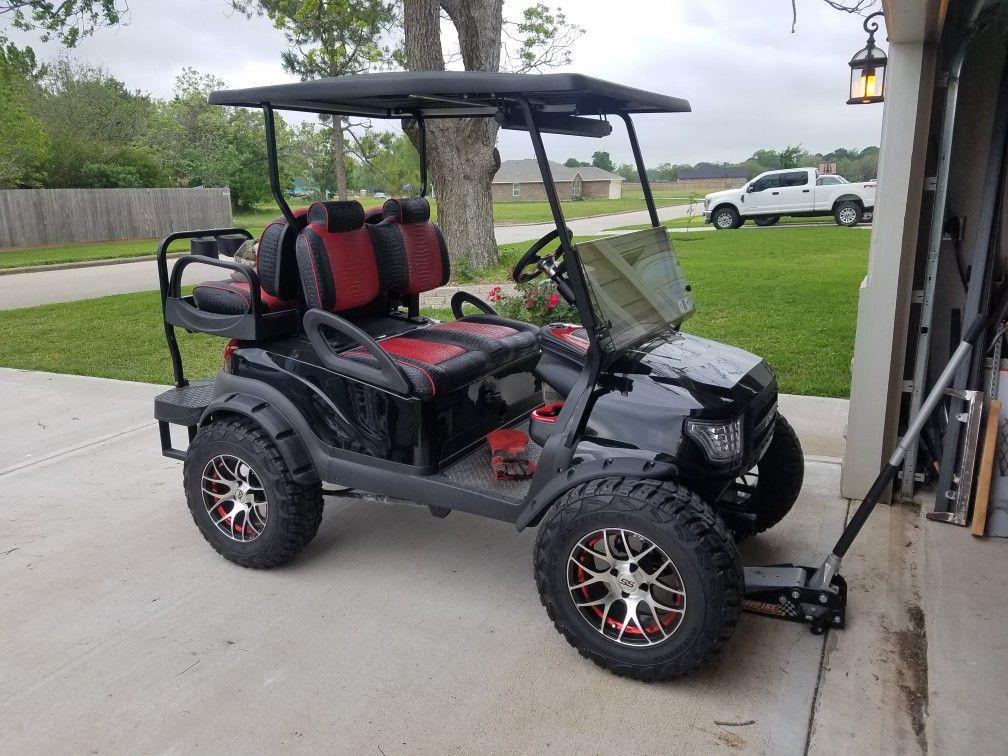 Kerle custom carts image by jerid kerle golf carts cart
