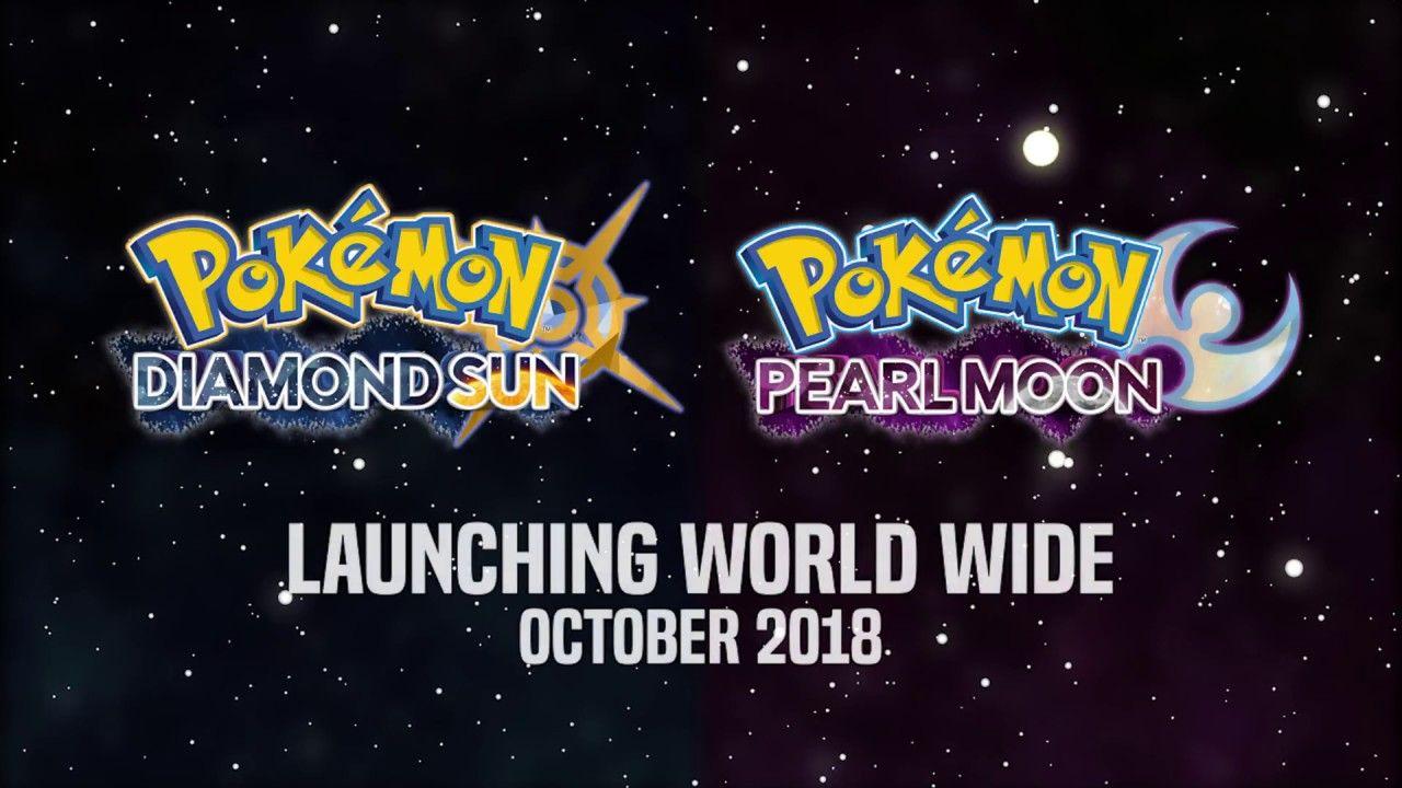pokemon diamond sun & pearl moon would've been better titles