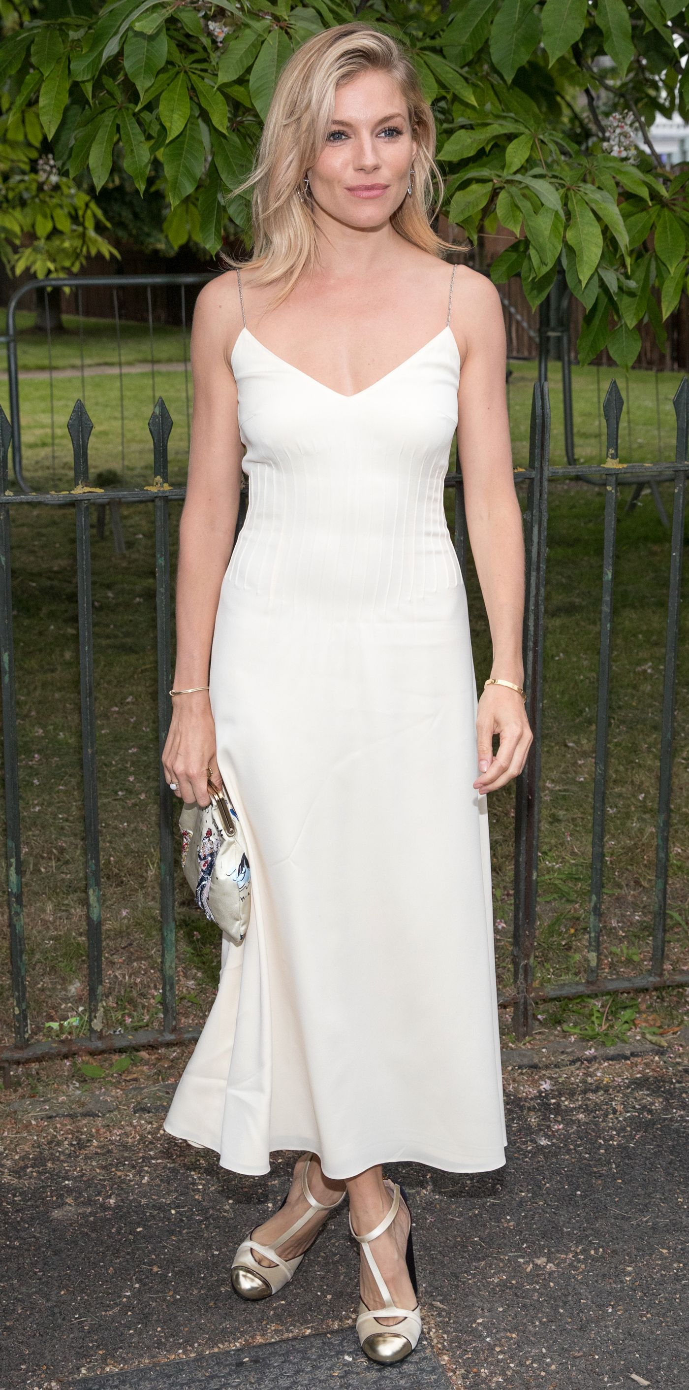 17 Celebrities to Convince You to Wear a Little White Dress Now and ...