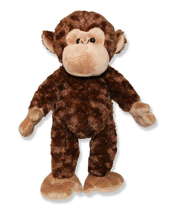 Take a look at this The Bear Mill Brown Dressed Monkey Plush Toy on zulily today!