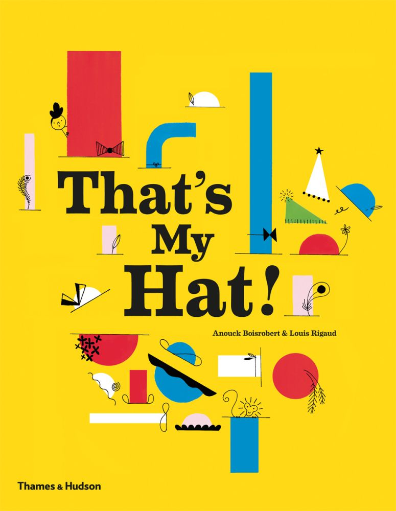 Kid's Wear - That's My Hat! 3D adventure on paper