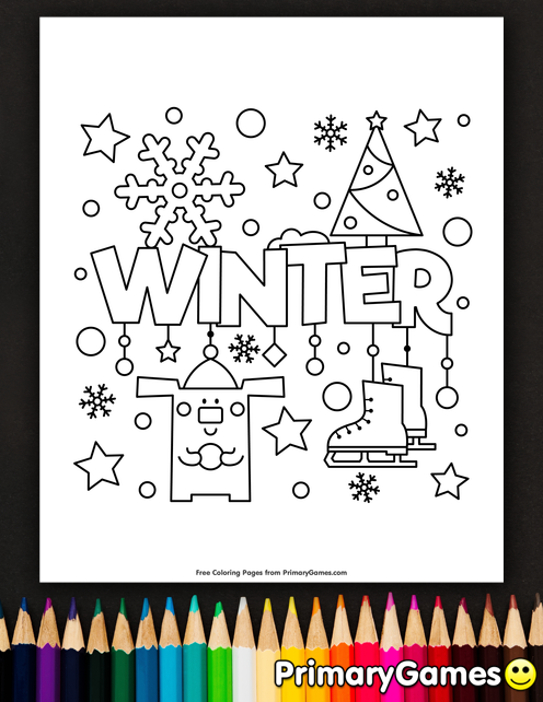 Pin On School Winter