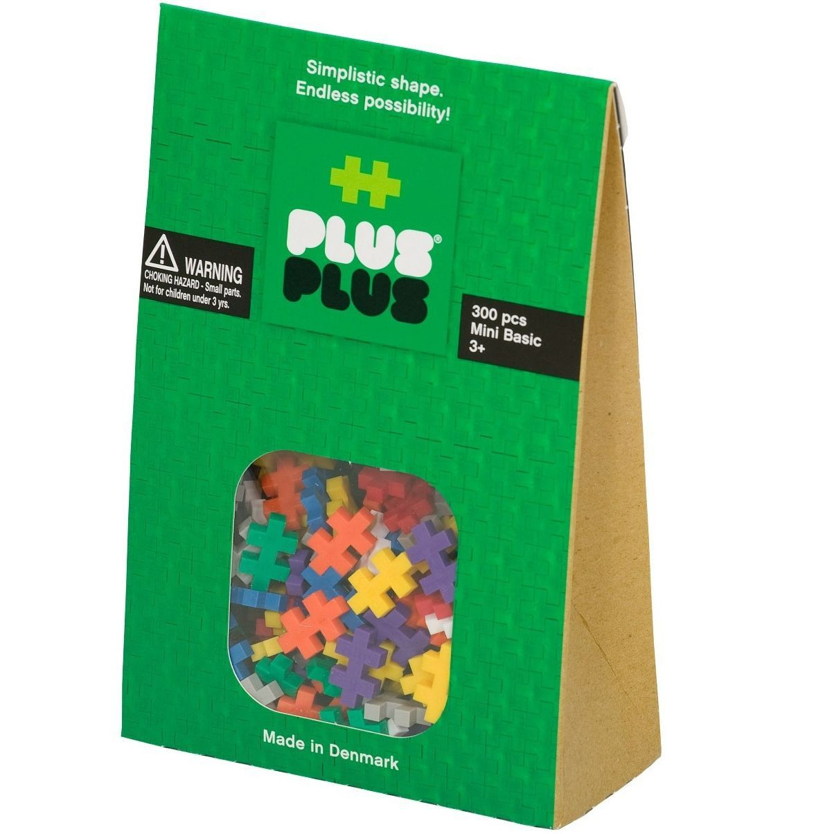 Plus-Plus 300 Piece Set Basic Colors