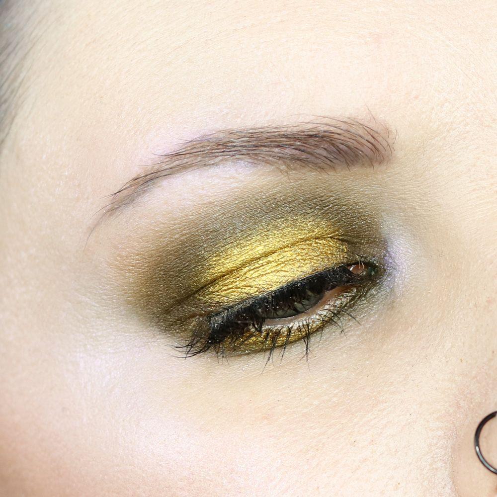 Melt Smoke Sessions Palette Tutorial Eye makeup art