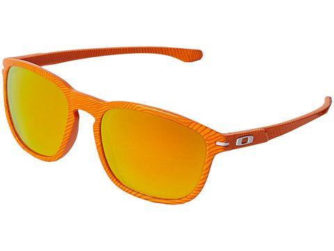 42ed700b69 Oakley Enduro Atomic Orange Fingerprint Fire Iridium - Zappos.com Free  Shipping BOTH Ways