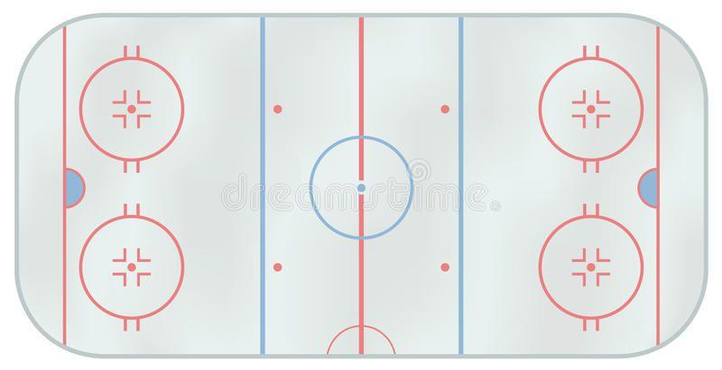 Ice Hockey Rink Computer Generated Illustration Of An Ice Hockey Rink Above Vi Sponsored Ad Paid Hockey Comp In 2020 Ice Hockey Rink Hockey Rink Ice Hockey