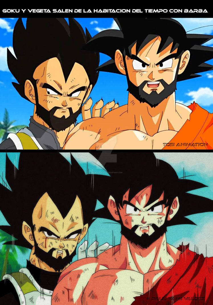 Dragon Ball Super Animated In The Classic Dbz Style Found By