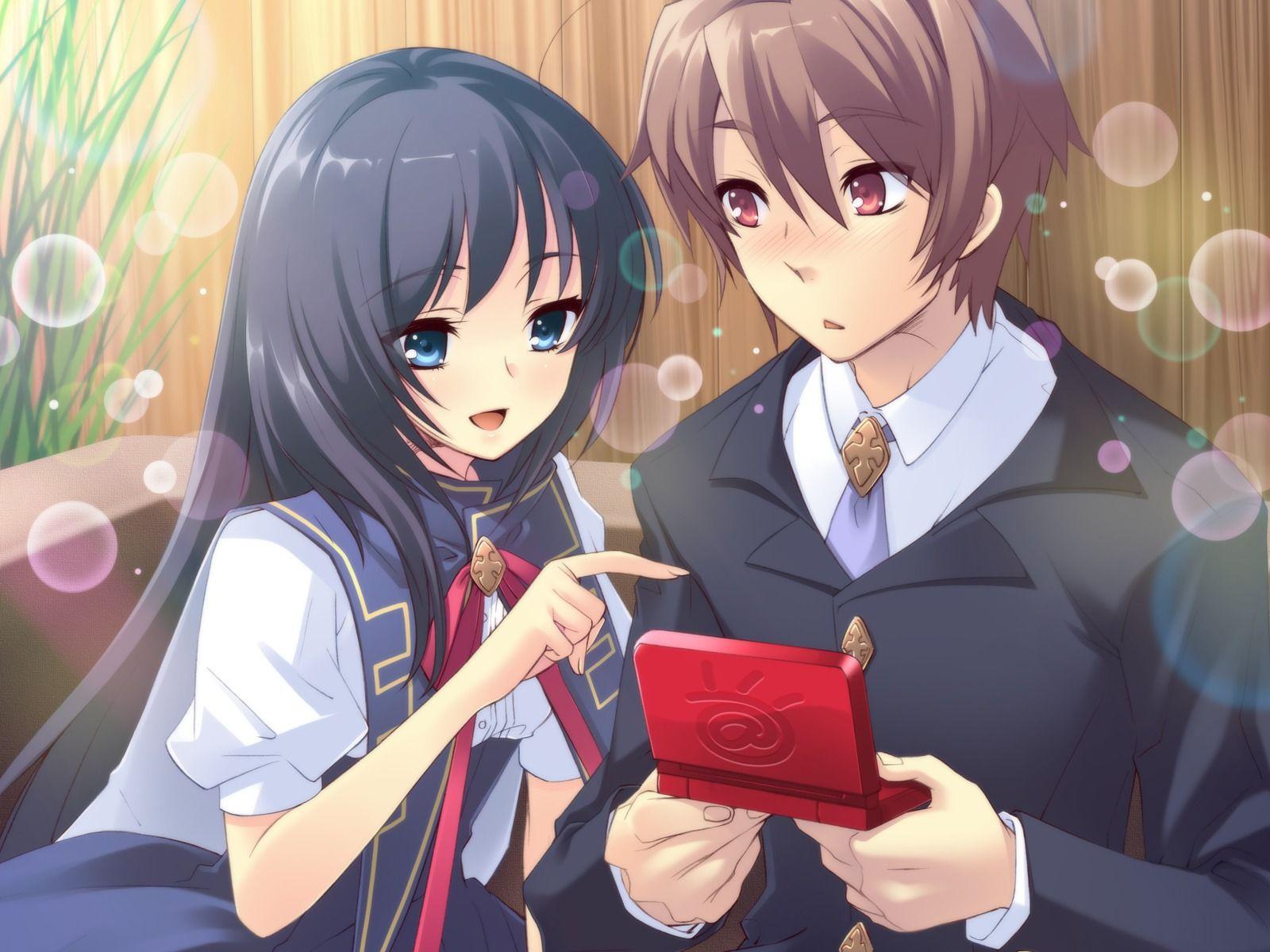 anime love - google search | anime couple | pinterest