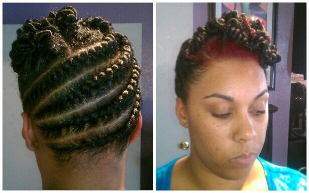 Sensational 1000 Images About Hairstyles On Pinterest Protective Styles Short Hairstyles For Black Women Fulllsitofus