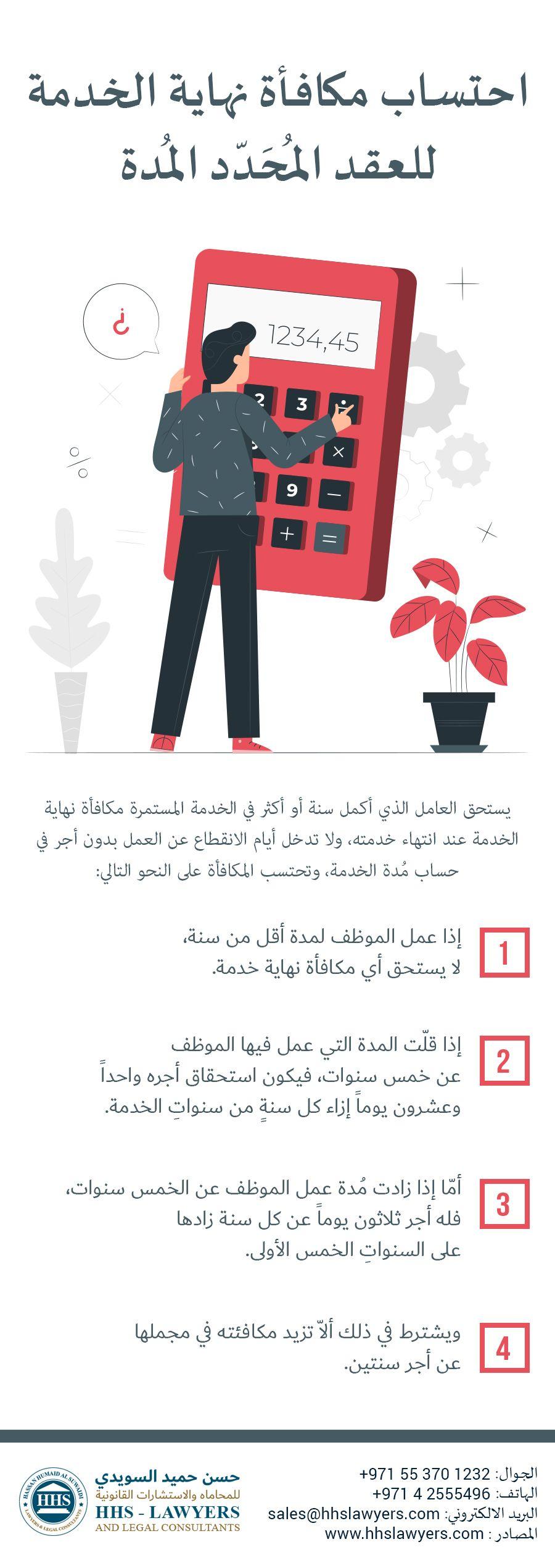 كيف يتم احتساب مكافأة نهاية الخدمة حساب نهاية الخدمة في حالة الاستقالة في الامارات Playing Cards Cards Movie Posters