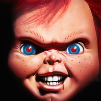 Chuckie. You know, Chuckie is originally in a movie called