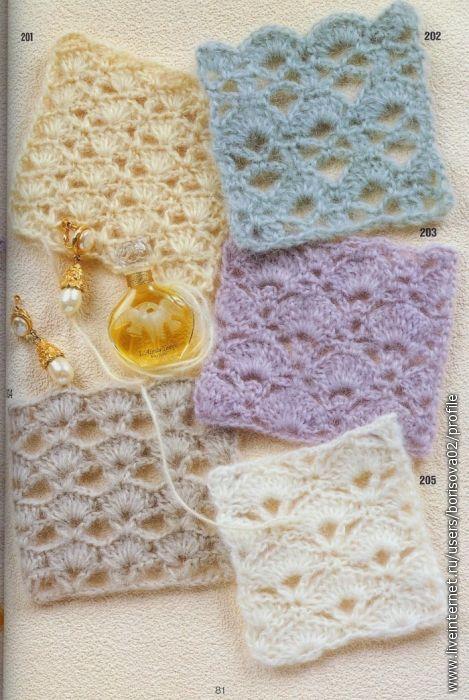 Màs material de uso pràctico para tus proyectos pendientes   crochet ...