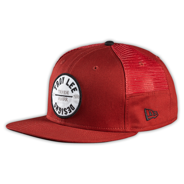 214a2ef2400 Bullseye Hat Red