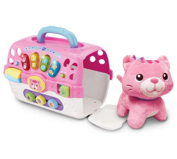 Buy Vtech Cosy Kitten Carrier Early Learning Toys