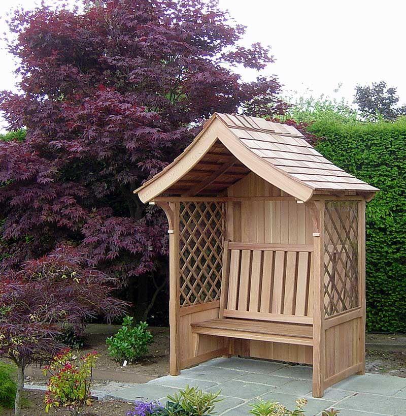 45 Garden Arbor Bench Design Ideas Diy Kits You Can Build Over Weekend Arbor Bench Garden Arbor Metal Garden Benches