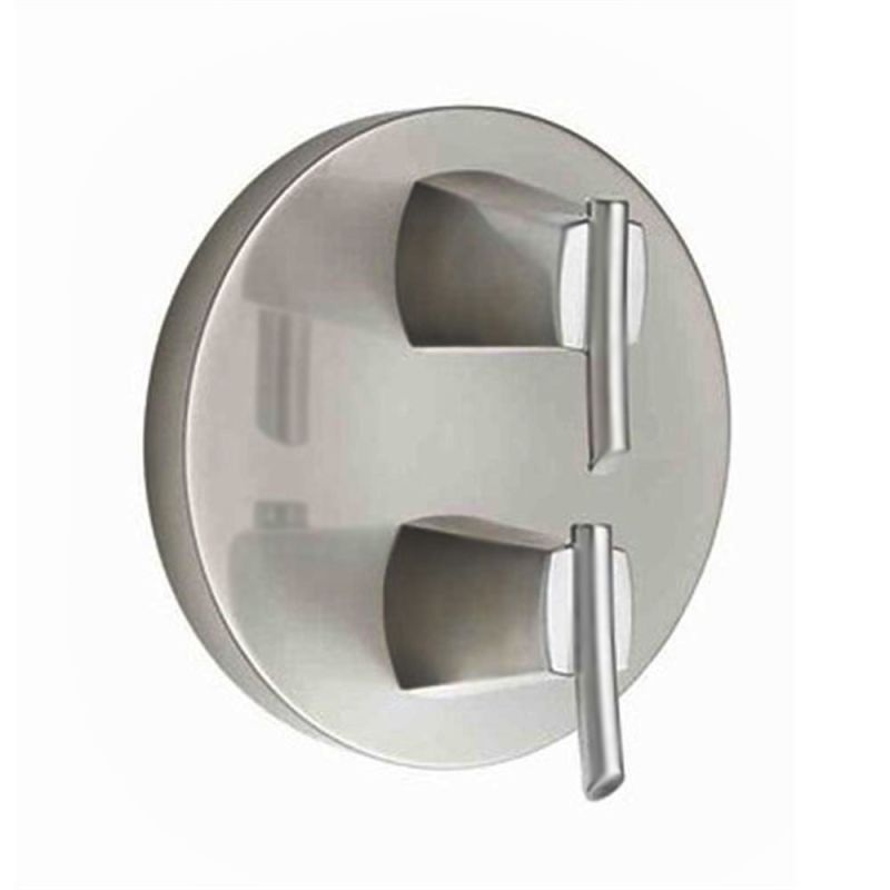 American Standard T010.740 Thermostatic Mixing Valve Trim and ...
