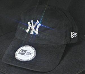 8a732576e93 New York Yankees New Era Womens Bling Hat www.babywantsbling.com ...