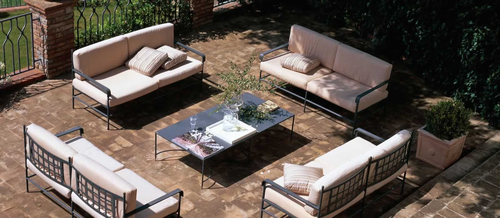 Toscana - Sofas, Benches and Armchairs - Unopiu | outdoor furniture ...