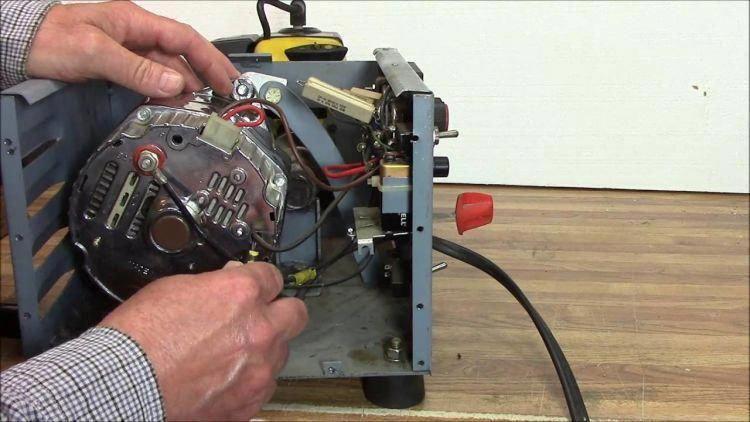 Signs Of A Bad Car Battery Vs Alternator Alternator Motor Generator Optima Car