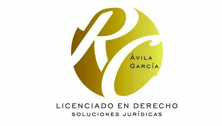 Logotipo licenciado en derecho/ Logo degree in law