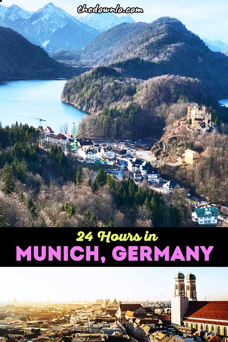 If You Only Have One Day In Munich Don T Miss Any Of Germany S Top Attractions From Neuschwanstein Castle To In 2020 Europe Travel Europe Travel Guide Germany Travel
