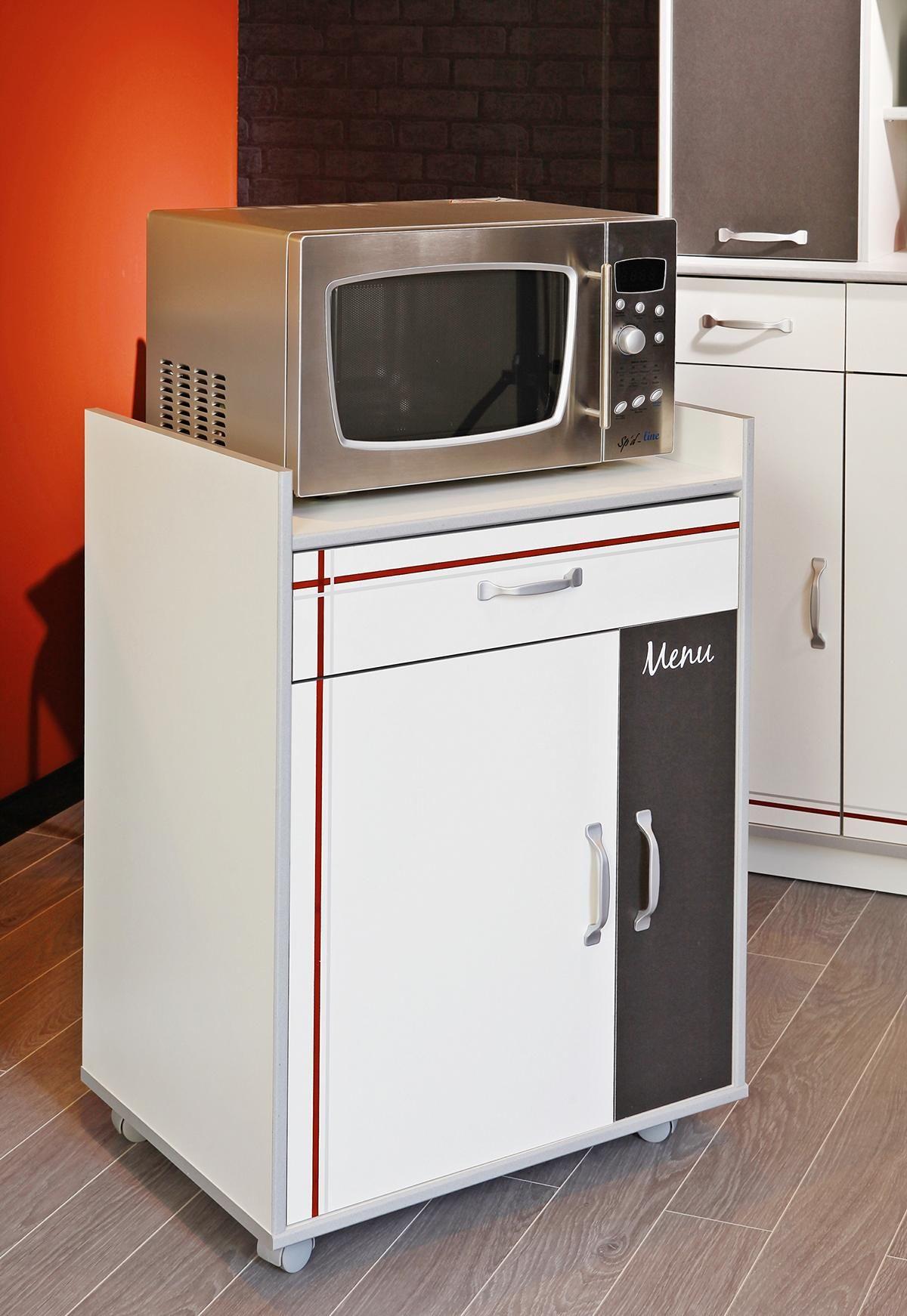 Küchenwagen Matteo Die Küchenmöbel von Matteo sind ideal ...
