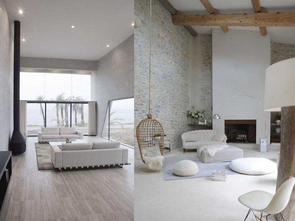 decoraci n minimalista para el sal n de tu casa