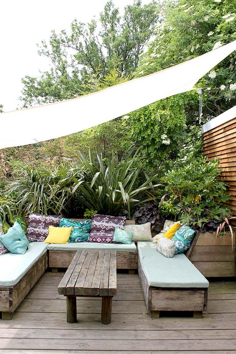 30 smart diy canopy shade for the yard or patio ideas