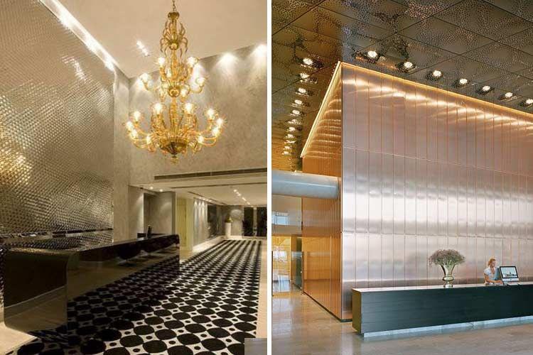 Dise o de recepciones de hotel el mostrador hall - Mostradores de diseno ...