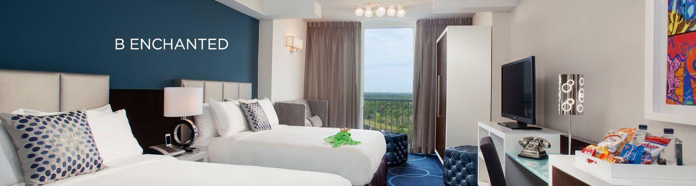 b resort spa orlando at disney springs formerly downtown disney resort area hotels located in the walt disney world resort in orlando florida