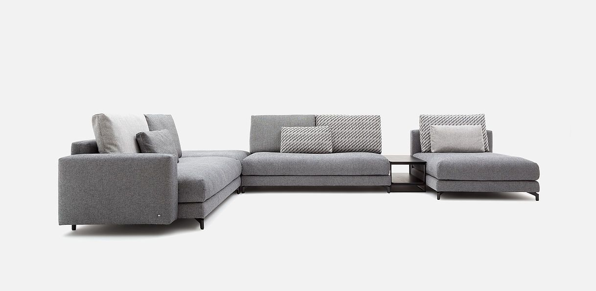 Rolf Benz Nuvola Freedom Of Movement Sofa Rolf Benz Sofas Rolf Benz Nuvola Benz Und Polsterbank