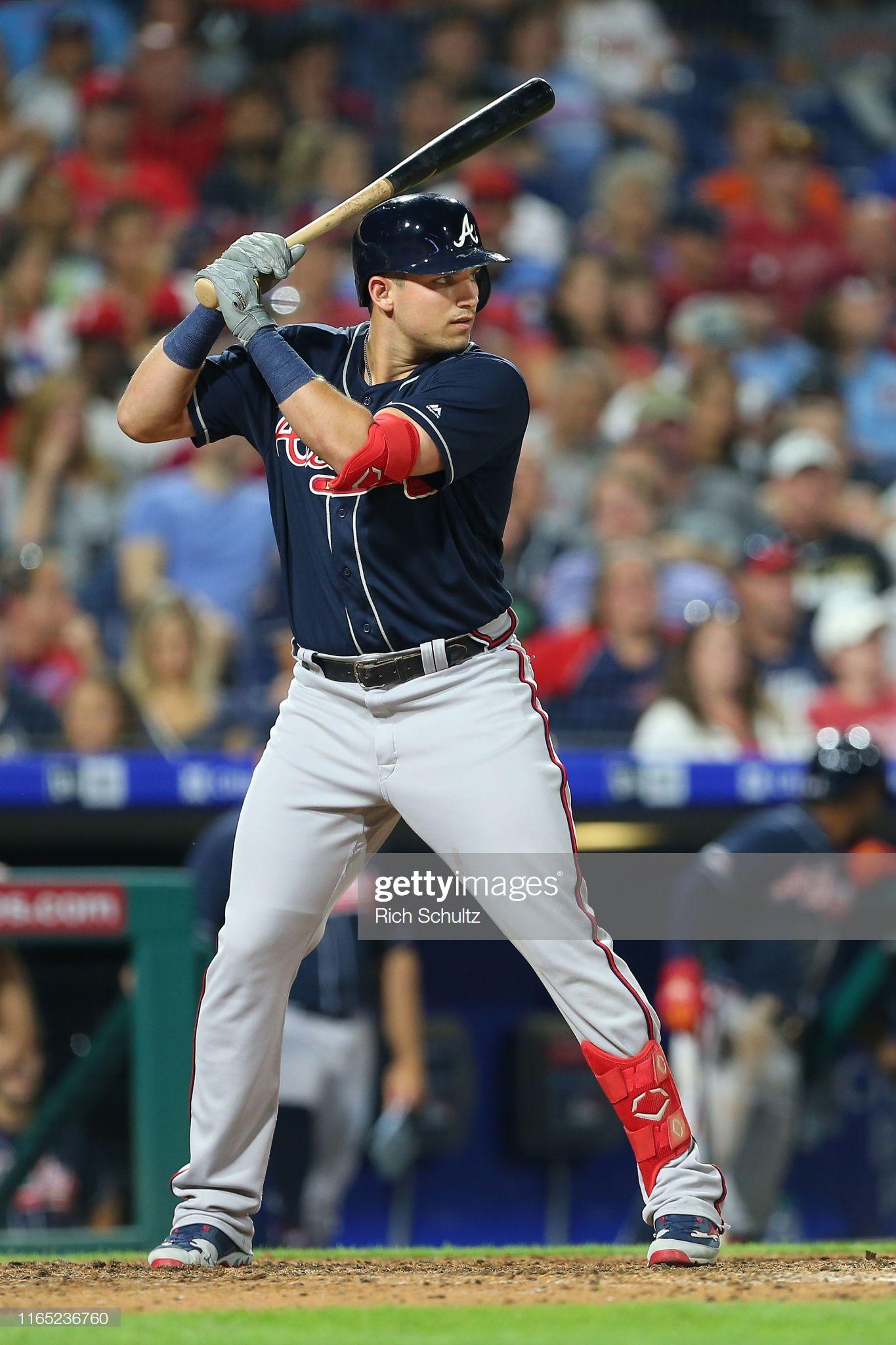 Austin Riley Of The Atlanta Braves In Action During A Game Against Atlanta Braves Braves Atlanta