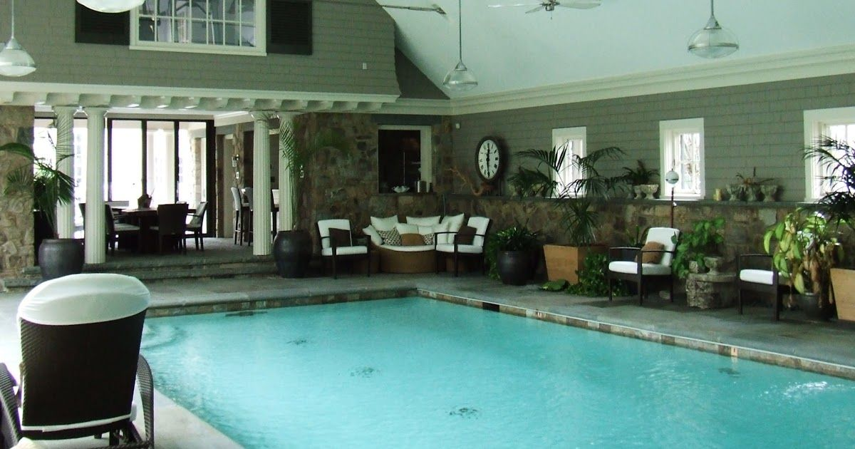 Best representation descriptions: Residential Indoor Swimming Pools ...
