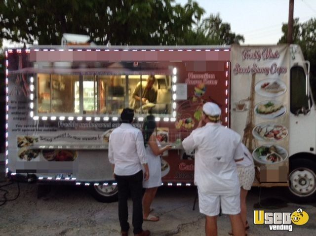Freightliner Food Truck Mobile Kitchen for Sale in Texas in 2018 ...