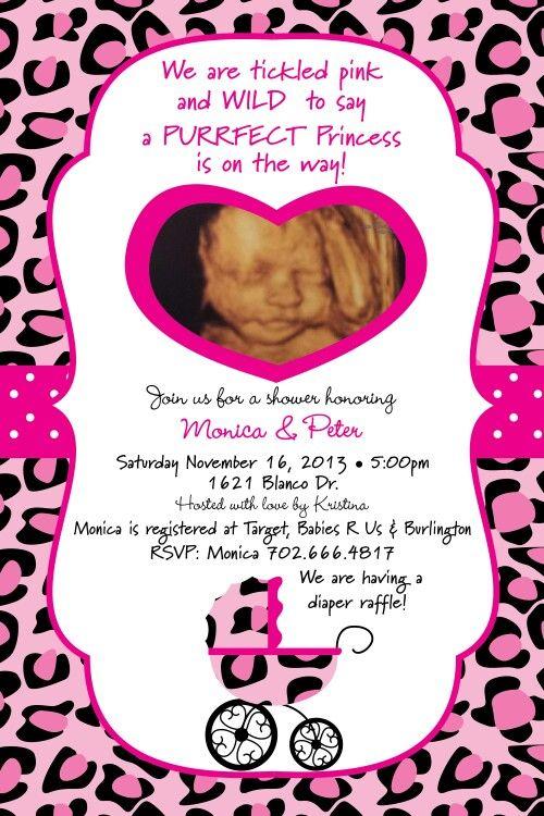 Pink sweet safari cheetah baby shower invitation sweet safari baby pink sweet safari cheetah baby shower invitation filmwisefo